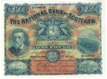 National Bank Of Scotland Ltd 1 Pound, 15. 5.1917