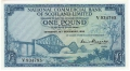 National Commercial Bank Of Scotland 1 Pound, 16. 9.1959