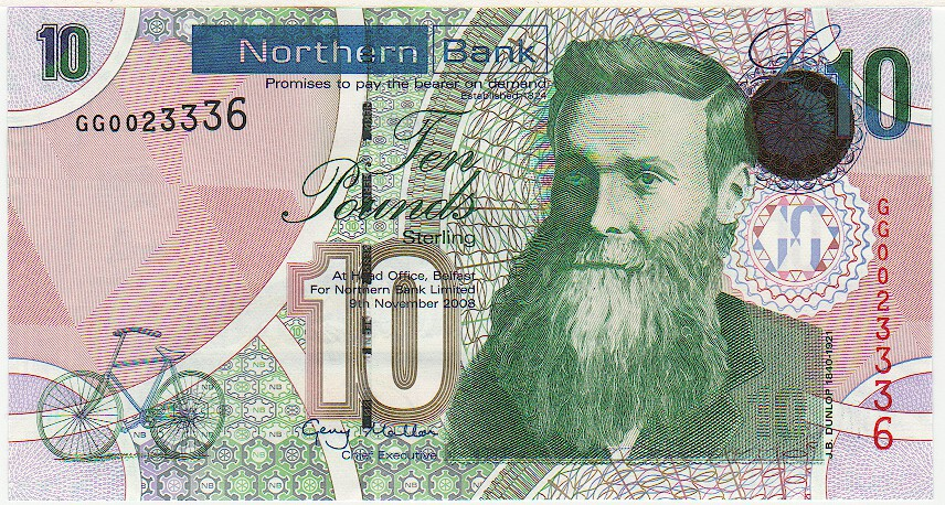 BBC NEWS | UK | Northern Ireland | New Northern Bank notes unveiled