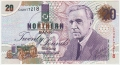 Northern Bank Ltd 20 Pounds, 24. 2.1997