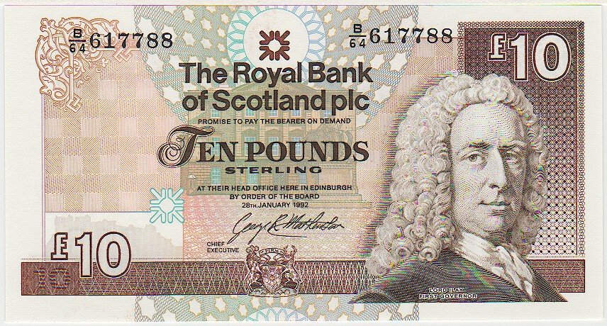 Paper Money: Paper Money of the British Isles - world Banknotes and Currency