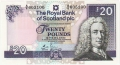 Royal Bank Of Scotland Plc Higher Values 20 Pounds, 27. 3.1991