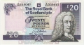 Royal Bank Of Scotland Plc Higher Values 20 Pounds, 24. 2.1993