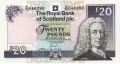 Royal Bank Of Scotland Plc Higher Values 20 Pounds, 27. 6.2000