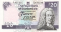 Royal Bank Of Scotland Plc Higher Values 20 Pounds, 31. 1.2016