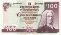 Royal Bank Of Scotland Plc Higher Values 100 Pounds, 20.12.2007