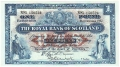 Royal Bank Of Scotland To 1967 1 Pound, 14.10.1929