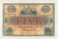 Union Bank Of Scotland Ltd 5 Pounds, 31. 3.1947