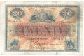 Union Bank Of Scotland Ltd 20 Pounds,  2. 1.1942