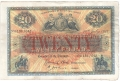Union Bank Of Scotland Ltd 20 Pounds, 10. 7.1944