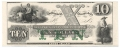 USA Colonial And Broken Banks 10 Dollars, 18 - -