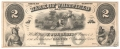 USA Colonial And Broken Banks 2 Dollars, 18 - -