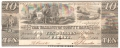 USA Colonial And Broken Banks The Washington County Bank,  10 Dollars, 20. 7.1836