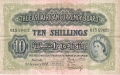East Africa 10 Shillings,  1. 2.1956