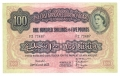 East Africa 100 Shillings = 5 Pounds,  1. 2.1956