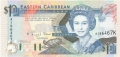 East Caribbean 10 Dollars, (1993)