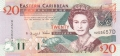 East Caribbean 20 Dollars, (2003)