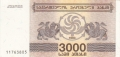 Georgia 3000 Laris, 1993