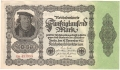 Germany 1 50,000 Mark, 19.11.1922