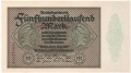 Germany 1 500,000 Mark,  1. 5.1923