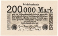 Germany 2 200,000 Mark,  9. 8.1923