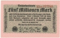 Germany 2 5 Million Mark, 20. 8.1923