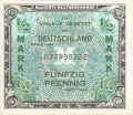 Germany 2 50 Pfennig, 1944