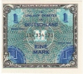 Germany 2 1 Mark, 1944
