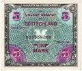 Germany 2 5 Mark, 1944