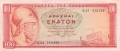 Greece 100 Drachmai,  1. 7.1955