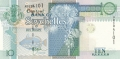 Seychelles 10 Rupees, (1998)