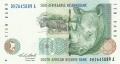 South Africa 10 Rand, (1993)