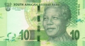 South Africa 10 Rand, (2012)