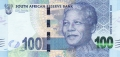 South Africa 100 Rand, (2012)