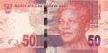 South Africa 50 Rand, (2013)