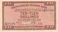 South Africa 10 Shillings, 15.11.1937