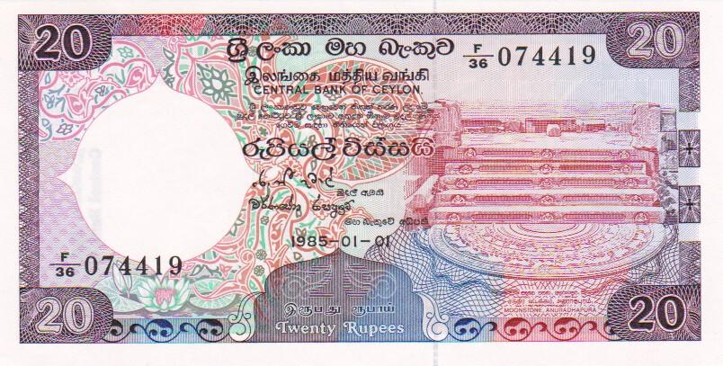 Forex sri lankan rupee