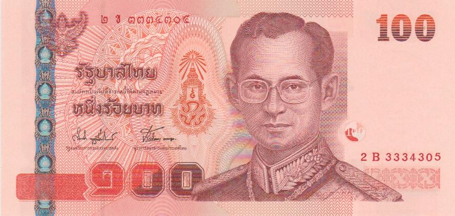 Convert THB to USD