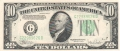 United States Of America 10 Dollars, Series of 1934D