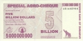 Zimbabwe-1 5 billion Dollars, 15. 5.2008
